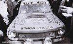 1972 - Vallini-Tullio - Simca 1100 S 1