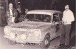 1972 - Vallini-Tullio - Simca 1100 S